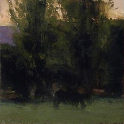 Douglas Fryer: landscape oil painting
