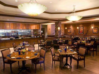Hancock's Restaurant at the Boston Marriott Quincy