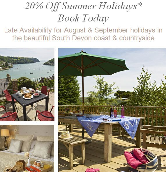 Specialists in holidays in Devon - gorgeous holidays cottages, self catering apartments & lodges. Award winning family business - we have loads more deals on last minute UK breaks at Recommended Family Holidays - come & see!