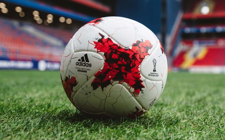 FIFA Confederations Cup 2017 Ball