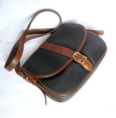Bolsa Longchamp Vintage Anos 80