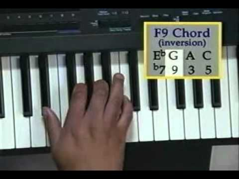 Blues Keyboard Lesson Step 1 part 3 of 4 - YouTube
