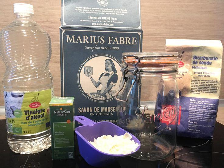 5 ingrédients pour une lessive maison efficace (Sylvie, cliente ambassadrice)