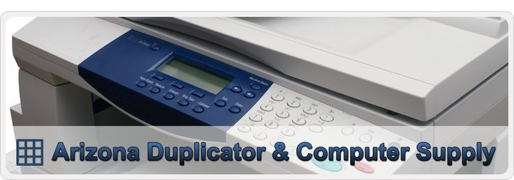 Phoenix Duplicator Sales & Service - The Arizona Duplicator and Computer Supplies of Phoenix are leading duplicator suppliers, service and repair providers.  #Phoenix #Duplicator #Sales