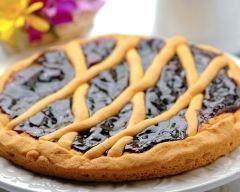 La tarte à la mélasse http://www.cuisineaz.com/recettes/la-tarte-a-la-melasse-d-harry-potter-79557.aspx