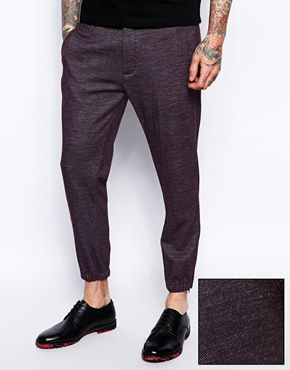 ASOS+Skinny+Fit+Smart+Jogger