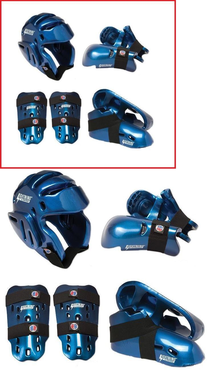 Head Gear 179780: 7 Piece Proforce Sparring Gear Set Head Hands Shin Foot Guards Karate Tkd Pads -> BUY IT NOW ONLY: $74.88 on eBay!