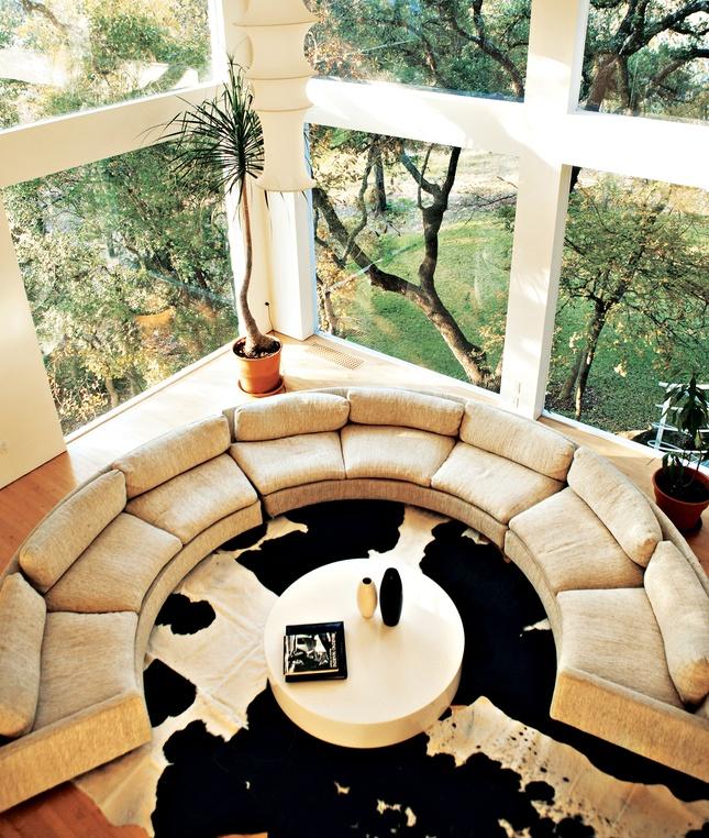 quinta ivana living room