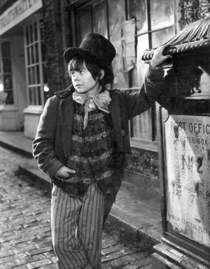 The Artful Dodger - Oliver! (Twist) 1968  Ending - Reviewing the Situation  'Poster Inspiration' Jack wild ,