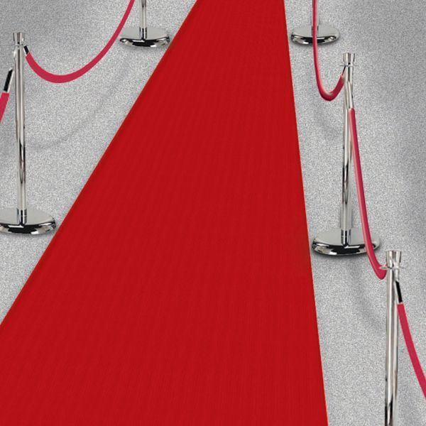 65//32ft Large Red Carpet Wedding Aisle Floor Runner Hollywood Party