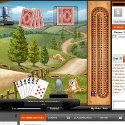 Play Free Cribbage Online