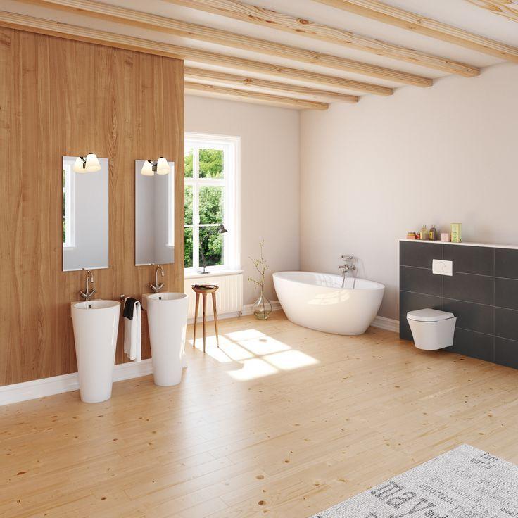 24 best Bad renovieren und gestalten images on Pinterest - sauna fürs badezimmer