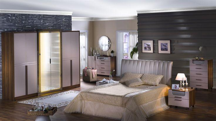 Cordoba Bedroom Set - Bellona Furniture