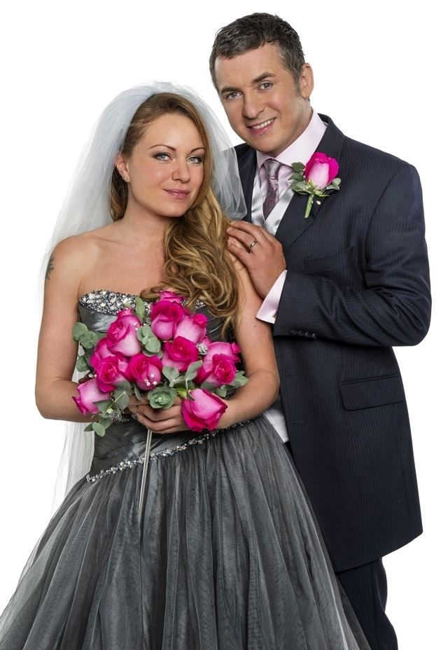 Eastenders amira and syed wedding dresses