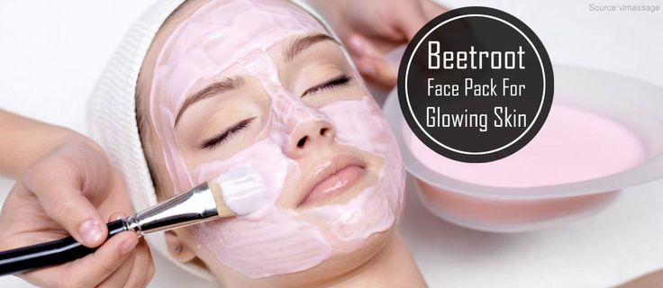 Beetroot Face Pack, the Best Face Pack for Glowing Skin