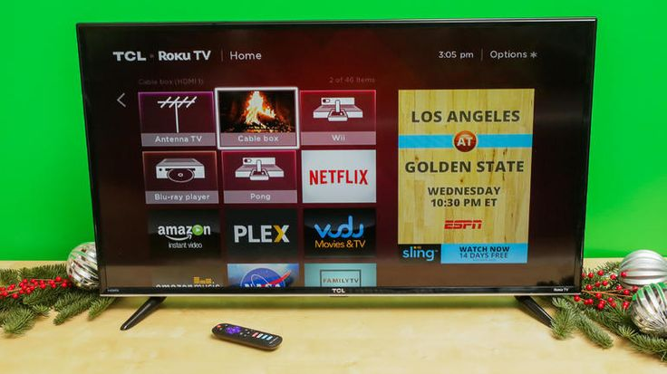 Jamie Erdahl and David Katzmaier on what football fans should know before buying a new TV.