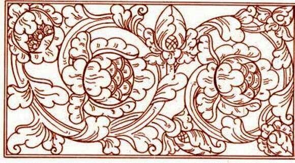 Download 65 Gambar Batik Flora Motif Bunga HD Gratid