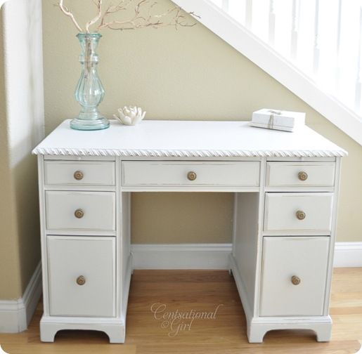 Looks like Scott's desk... after  http://www.centsationalgirl.com/2011/05/25-writers-desk/