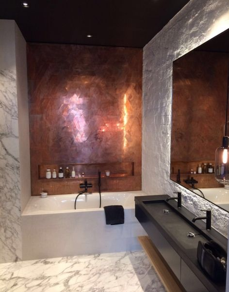 25 beste ideeà n over brons badkamer op pinterest allen roth