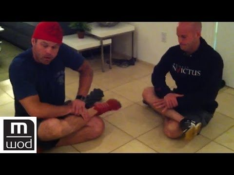 Ankle Mobility-Self Mulligan | Feat. Kelly Starrett | Ep. 258 | MobilityWOD - YouTube