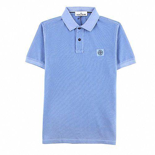 (ストーンアイランド) STONE ISLAND 621522S67 V0088 半袖 ポロシャツ Tシャツ ブルー (並行輸入品) RICHJUNE (M) STONE ISLAND(ストーンアイランド) http://www.amazon.co.jp/dp/B0141D6K1E/ref=cm_sw_r_pi_dp_phH3vb1E6NZEJ