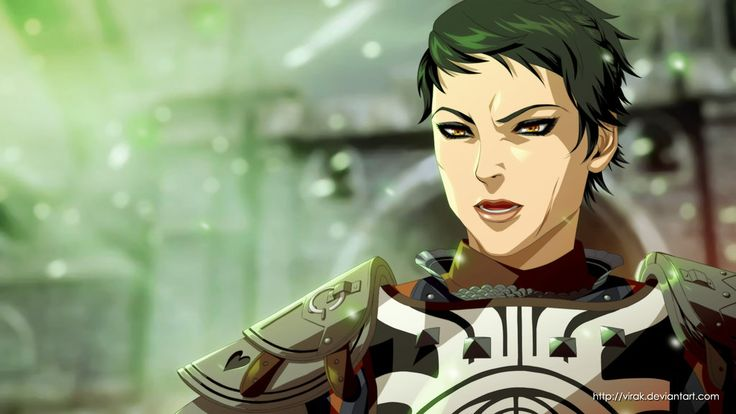Anime Characters Age : Dragon age anime style cassandra by virak viantart