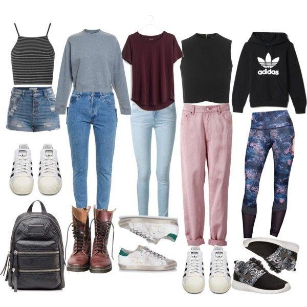 Fabulous School Outfit Ideas for Teenage Girls 2018 – Grace's Wardrobe