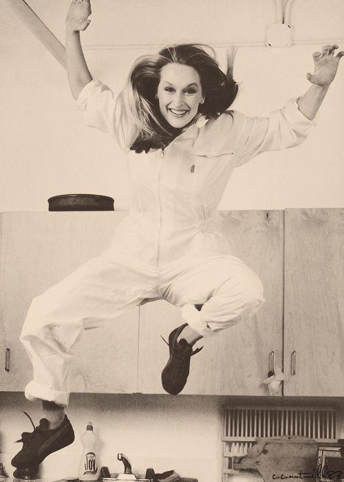 Meryl Streep | Vogue (1980)