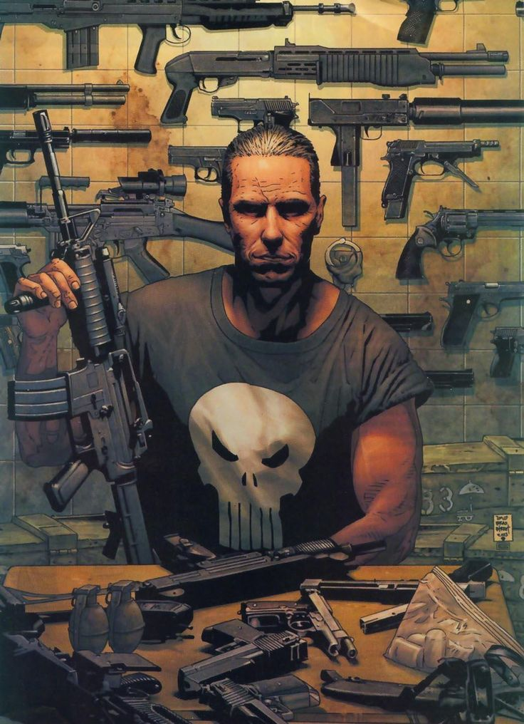 The best Punisher series.: Comic Preferido, Comic Caves, Marvel Comic, Comic Books, The Punisher, Dc Comic, Comic Art, Tim Bradstreet, Superhero