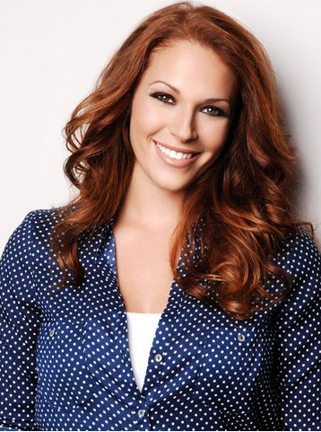Amanda Righetti  Really hard to decide because she's in the mid-range between Deb (SN) and Jo (SD) but she doesn't seem to be Mom (FN)