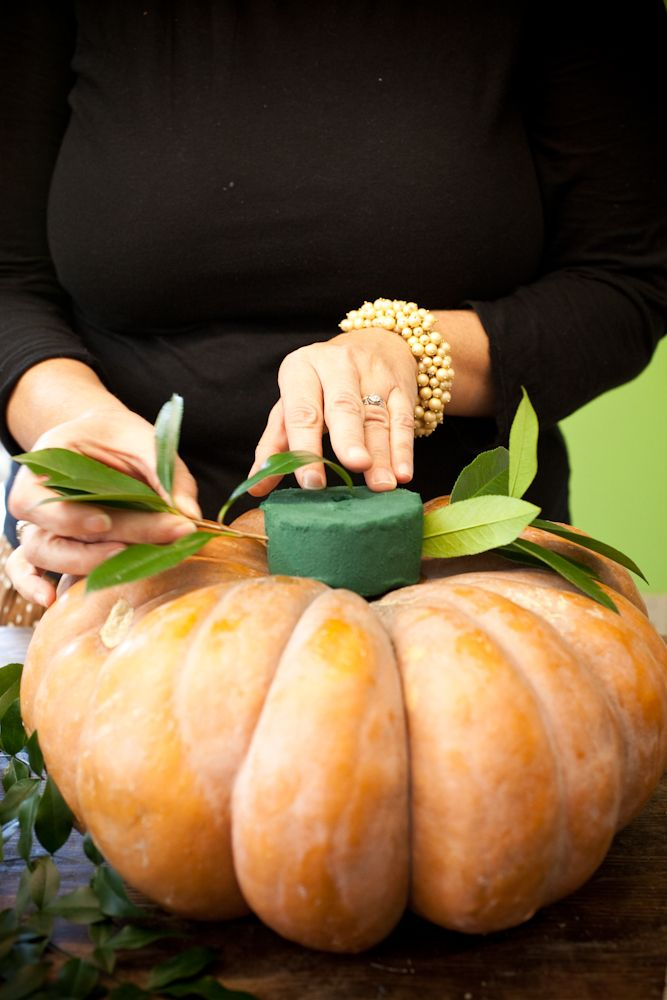 A Washingtonian Thanksgiving - Step By Step Floral Design - Holly Chapple