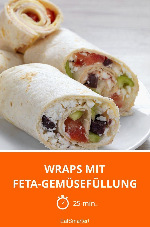 292 besten Rezepte mit Feta Bilder auf Pinterest | Zutaten, Feta und ...
