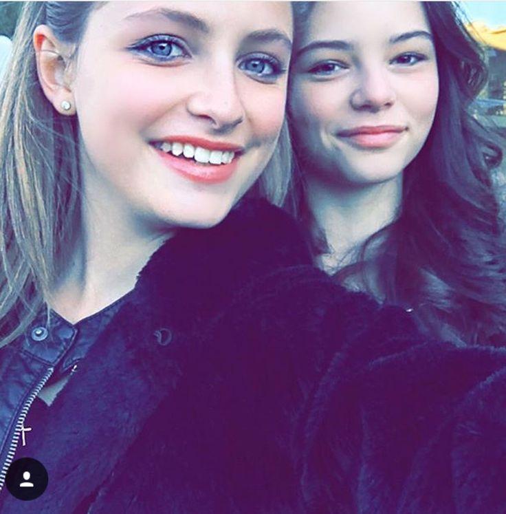 Emma and Nicole