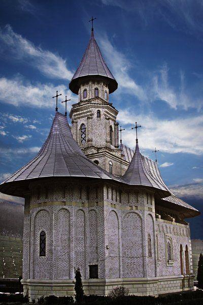 Vladiceni monastary, Iasi, ROMANIA