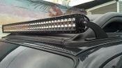 """40"""" LED Light Bar Roof Mount for Xterra (2005-2012)"""