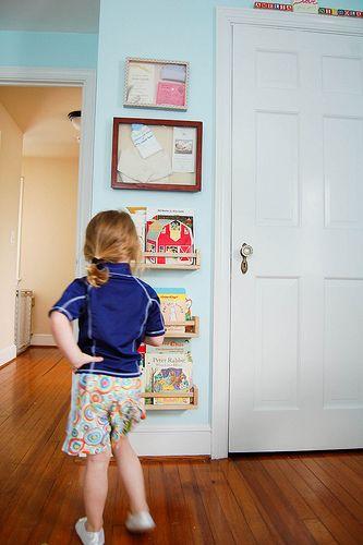 http://domesticsimplicity.com/2010/12/30/quick-easy-childrens-book-storage/