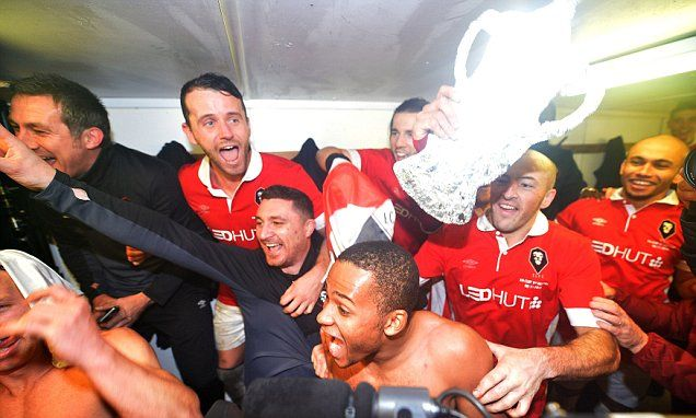 FA Cup second round draw: Salford City face Hartlepool United