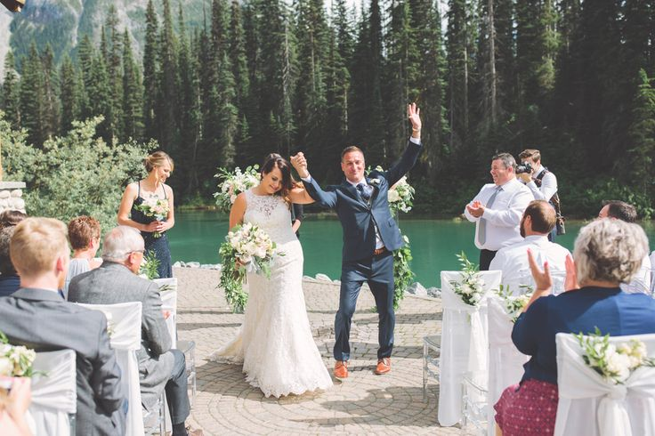 Jessica   Steven: Emerald Lake Wedding. Wedding Couple, Just married
