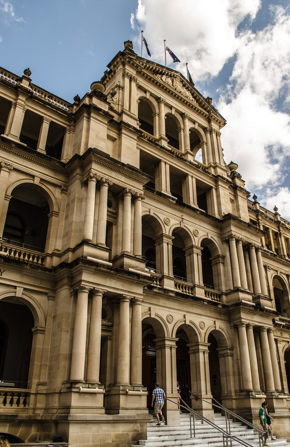 Treasury Casino and Hotel, Brisbane, QLD, Australia #budget #accommodation #toowoomba