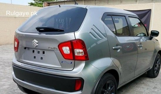 Get Suzuki Ignis On Easy Monthly Installment With Images
