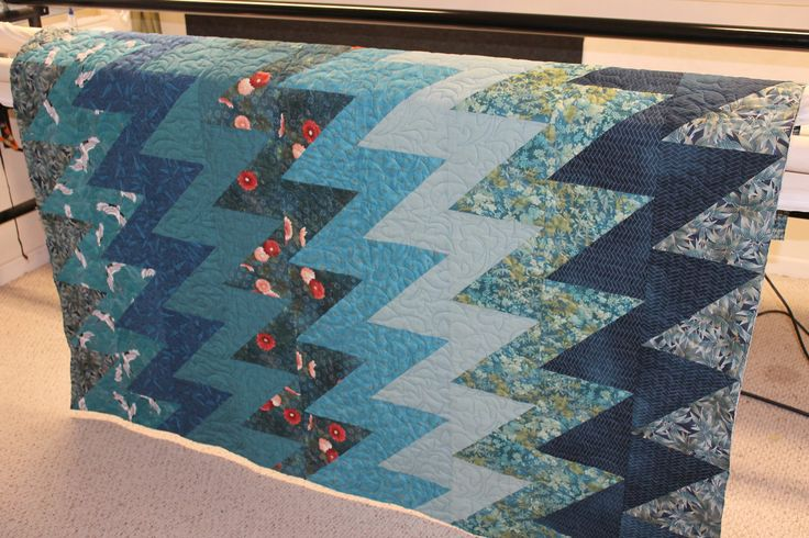 Made from the All That Jazz pattern by Cynthia Brunz Designs. (Available for download on Craftsy)