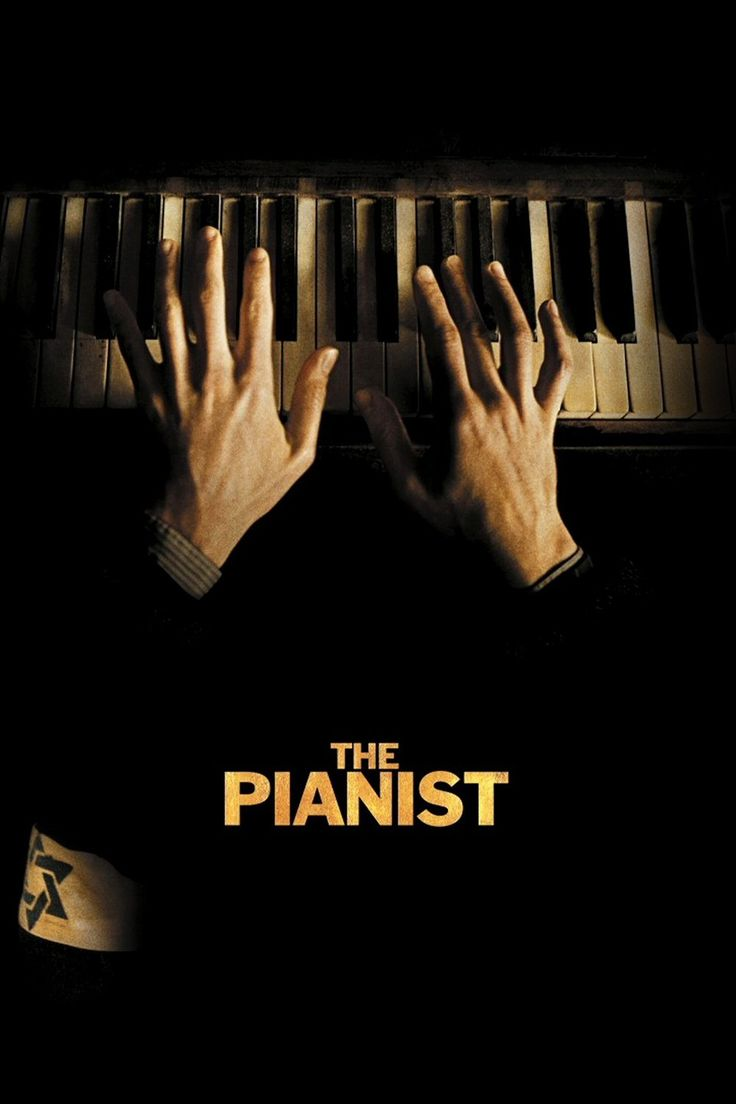 The Pianist | Polonyalı bir Yahudi olan Wladyslaw Szpilman'ın hayatta kalma mücadelesini konu alan The Pianist adlı eserde II.Dünya savaşının başlangıç evreleri işleniyor. En büyük tutkusu müzik olan ve piyanist olarak geçimini sürdüren Szpilman'ın film boyunca  yaşama hırsı, beyaz perdenin dramatik temasını ve tarihin acı gerçeklerini gözler önüne seriyor | #ThePianist #IMBD8+ #DramFilmleri