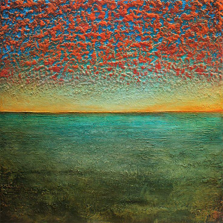 Lago Huron-Levanto despues de la Puesta del Sol «nik harron
