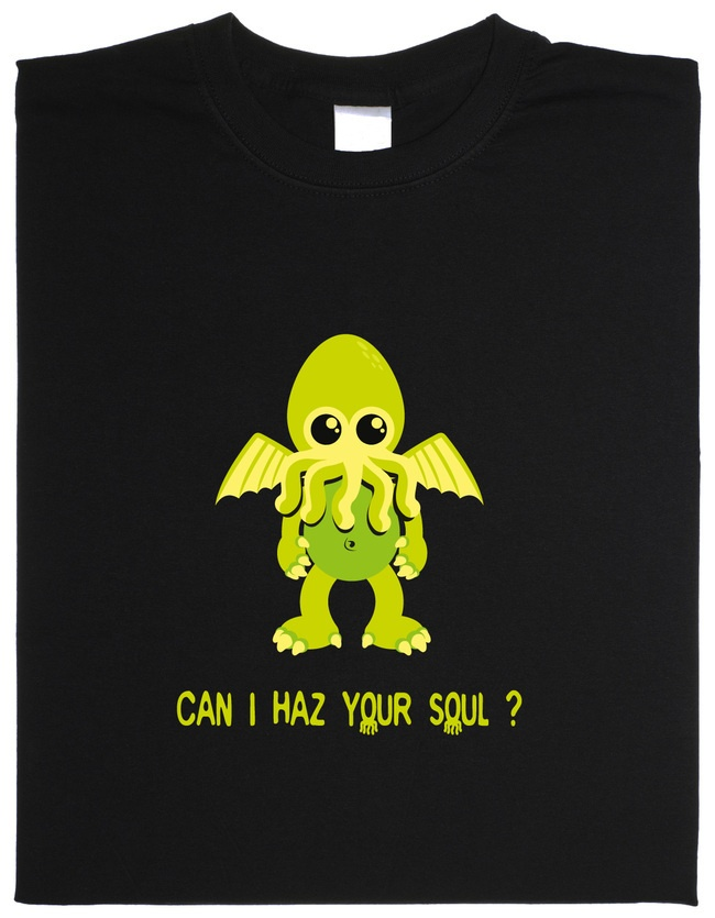 Can I haz your soul?