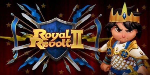Royal Revolt 2 Cheats Generator