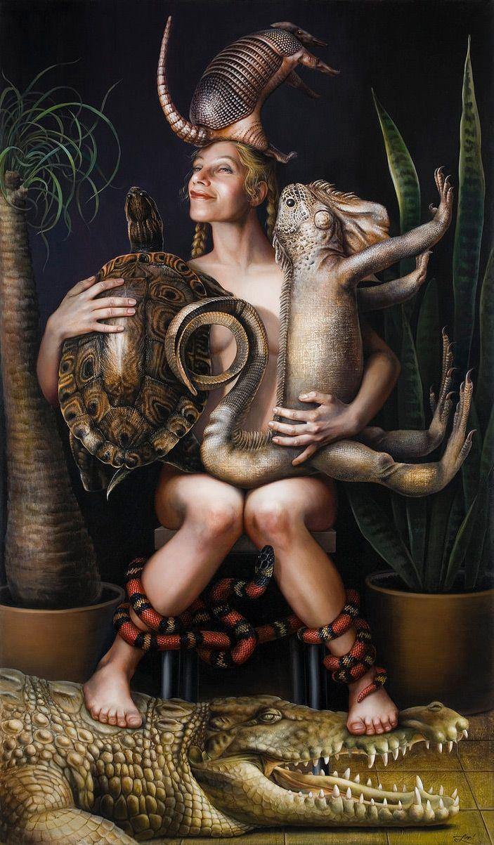 https://i.pinimg.com/736x/86/3c/ab/863cab86055b4fcdb5c6af72596b8620--wild-animals-surrealism.jpg