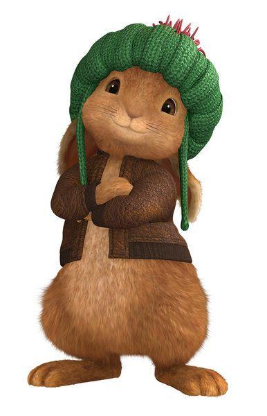 peter rabbit lily bobtail   Peter Rabbit (Nickelodeon TV show)