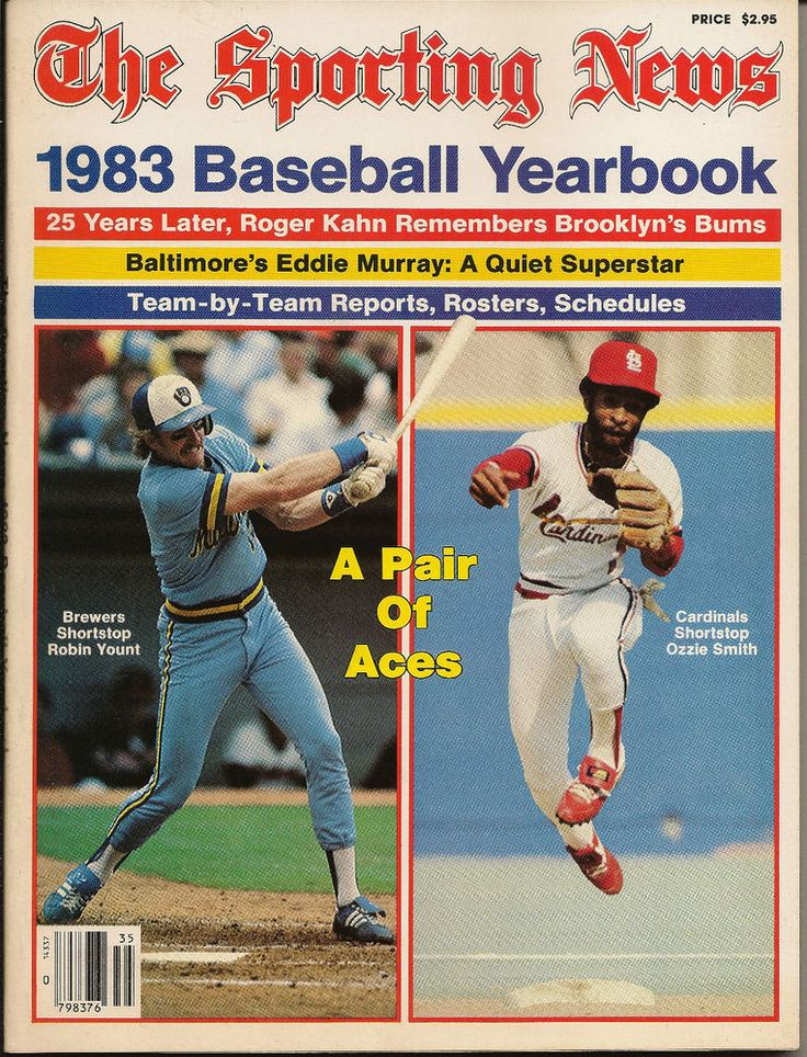 """Image result for """"The sporting news"""" cover 1980"""