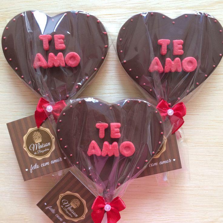 Pirulito de chocolate - 09