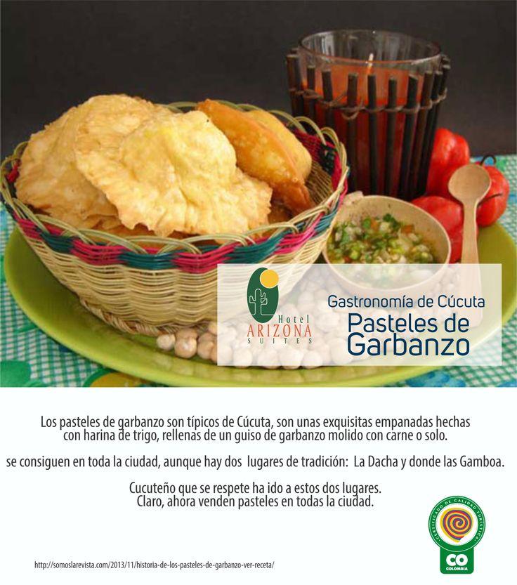 A todos los Cúcuteños nos encanta #pastelesdegarbanzo #típicos de nuestra ciudad. #Cucuta #colombia